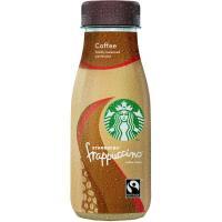 Frappuccino de café STARBUCKS, botella 250 ml