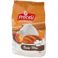 Basic Mix preparado panificable PROCELI, caja 1 kg