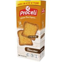Biscotes PROCELI, caja 150 g