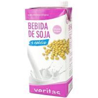 Bebida de Soja con Calcio VERITAS, brik 1 litro