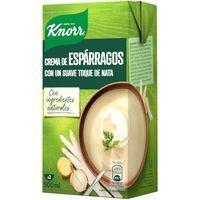 Crema de espárrago blanco KNORR, brik 500 ml