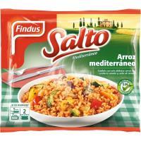 Arroz Mediterráneo FINDUS Salto, bolsa 500 g
