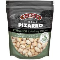 Pistachos tostados con sal PIZARRO, bolsa 160 g