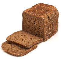 Pan negro con semillas, paquete 400 g