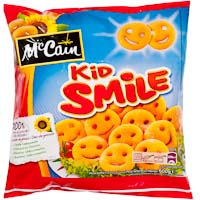 Patata Kid Smile MCCAIN, bolsa 600 g