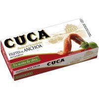 Anchoa en aceite de oliva CUCA, lata 29 g