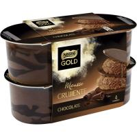 Mousse NESTLÉ Gold, pack 4x57 g