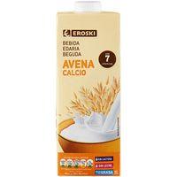 Bebida de Avena EROSKI, brik 1 litro