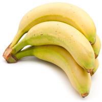 Banana, al peso, compra mínima 1 kg