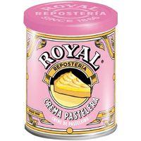 Crema pastelera ROYAL, bote 175 g