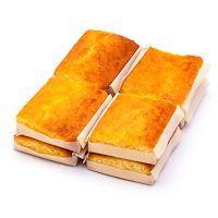 Sobao de mantequilla EROSKI, bolsa 380 g