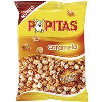 Popitas con caramelo POPITAS, bolsa 200 g