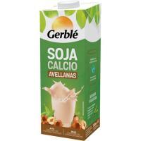 Bebida de Soja-Avellana GERBLE, brik 1 litro