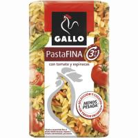 Helice vegetales GALLO Sedalis, paquete 400 g