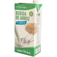 Bebida de Arroz con Calcio VERITAS, brik 1 litro