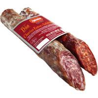 Chorizo-salchichón extra IGLESIAS, pack 400 g