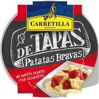 Patatas bravas CARRETILLA, bol 180 g