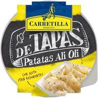 Patatas ali oli CARRETILLA, bol 180 g