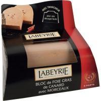Bloc en trozos LABEYRIE, blister 190 g