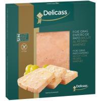 Foie gras px DELICASS, blister 80 g