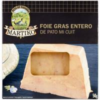 Foie gras MARTIKO, blister 50 g