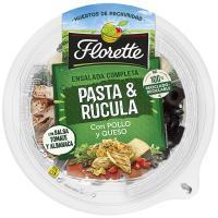 Ensalada de pasta y rúcula FLORETTE, bowl 320 g