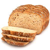 Hogaza de pan multicereal EROSKI Sannia, paquete 500 g