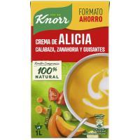 Crema Alicia KNORR, brik 1 litro