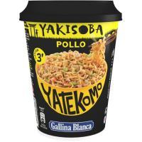 Yakisoba de pollo YATEKOMO, vaso 93 g