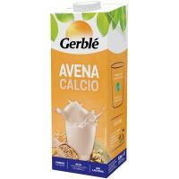 Bebida de Avena Calcio GERBLE, brik 1 litro