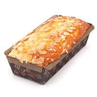Plum cake de almendras EROSKI, 300 g