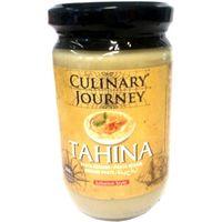 Crema de sésamo Tahina CHATURA, frasco 454 g