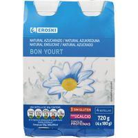 Yogur líquido Bonyourt natural