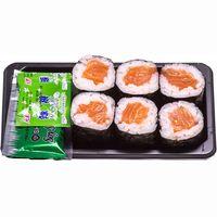 Maki de salmón SUSHITAKE, bandeja 147 g
