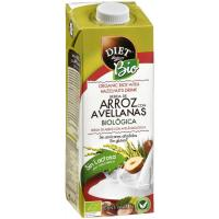 Bebida de Arroz con Avellanas DIET RADISSON, brik 1 litro