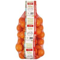 Naranja, malla 5,5 kg