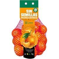 Mandarina sin semilla premium, malla 1 kg