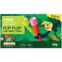 Helado Flip-Flop fresa – lima