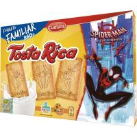 Tosta Rica CUÉTARA, caja 860 g