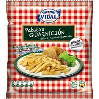 Patatas fritas guarnición VICENTE VIDAL, bolsa 150 g