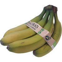 Plátano de Canarias ecológico GABACERAS BIO, al peso 1 kg