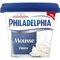 Crema mousse clásico PHILADELPHIA, tarrina 140 g