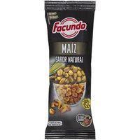 Maíz sabor natural FACUNDO, bolsa 130 g