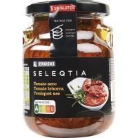 Tomate seco en aceite Eroski SELEQTIA, frasco 250 g