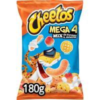 Aperitivo de maíz horneado y frito CHEETOS Mega4, bolsa 180 g