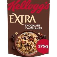 Cereales chocolate EXTRA, bolsa 375 g