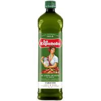Aceite de oliva intenso LA ESPAÑOLA, botella 1 litro