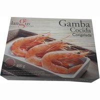 Gamba cocida LANGUS, caja 400 g