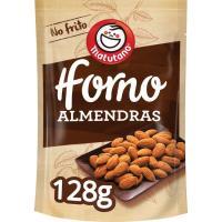 Almendras tostadas MATUTANO, bolsa 128 g