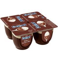 Doble Placer de chocolate-nata DADONE Danet, pack 4x100 g
